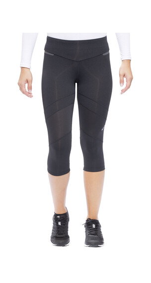 asics Tight 3/4 Women performance black
